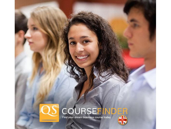 QS Course Finder - QS Quacquarelli Symonds - Business schools & MBAs