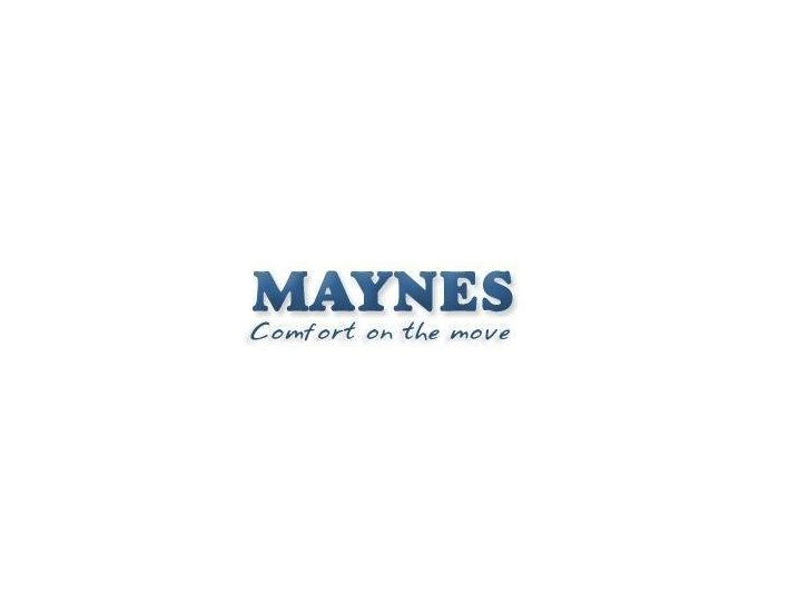 Maynes Coaches - Car Transportation