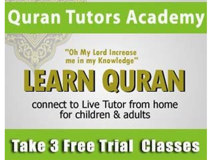 Quran Tutors Academy - On-line kurzy