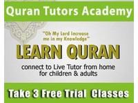 Quran Tutors Academy - Online courses