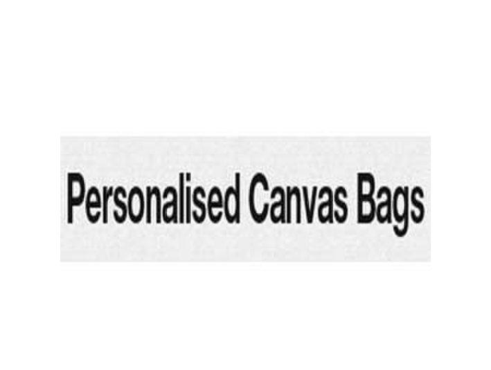 Personalised Canvas Bags - Advertising Agencies