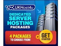 UKHost4u - Web Hosting and Dedicated Servers (4) - Hosting & domains
