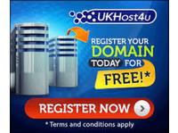 UKHost4u - Web Hosting and Dedicated Servers (6) - Hosting & domains