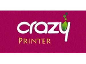 crazy printer - Print Services