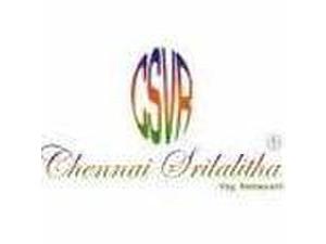 Chennai Srilalitha Veg Restaurant - Restaurants