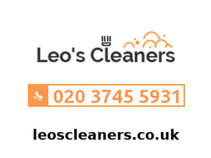 Leos Chiswick Cleaners - Schoonmaak