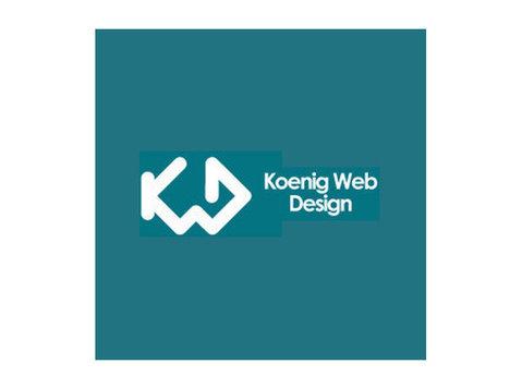 Koenig Web Design Ltd - Webdesign