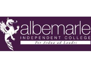 Albemarle Independent Sixth Form College - Internationale scholen