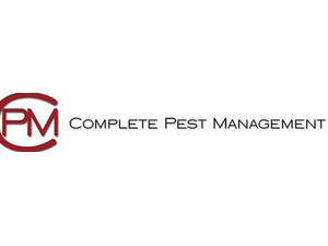Complete Pest Management - Διαχείριση Ακινήτων