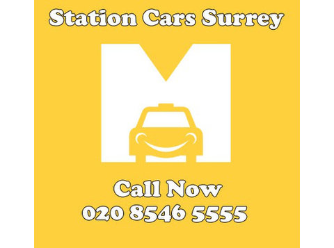 Station Cars Surrey - Taxi Companies