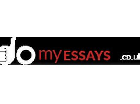 Do My Essays - Volwassenenonderwijs