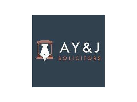 A Y & J Solicitors - Иммиграционные услуги