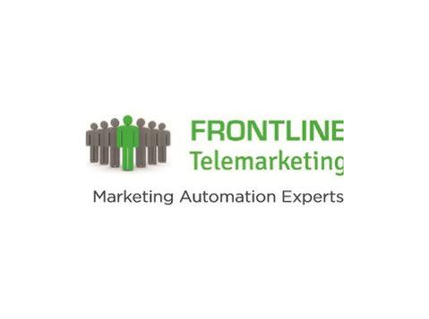 Frontline Telemarketing - Webdesign