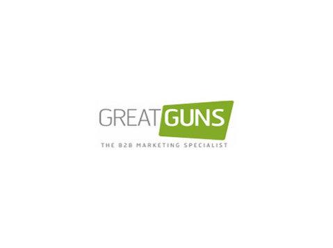 Great Guns Marketing - Marketing & PR