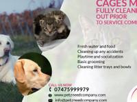 Petz Need Company (4) - Pet services