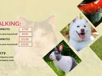 Petz Need Company (6) - Pet services