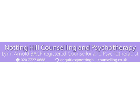 Notting Hill Counselling Psychotherapy - Psychologists & Psychotherapy