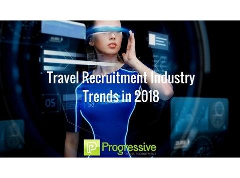 Progressive Travel Recruitment - Recruitment agencies