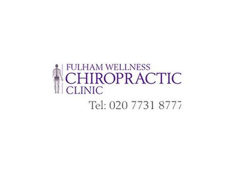 Fulham Chiropractic Clinic - Hospitals & Clinics