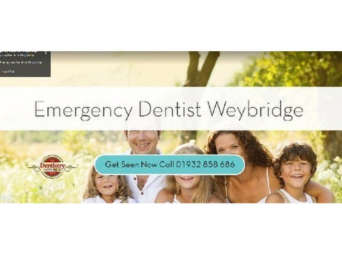 Emergency dentist Weybridge - Dentists