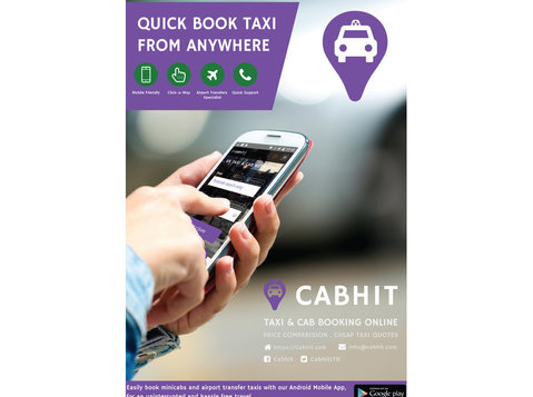 cabhit - Taxi Companies