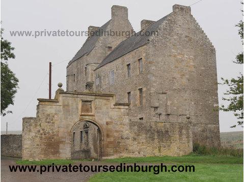 Private tours Edinburgh - City Tours