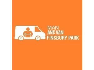 Man and Van Finsbury Park - Removals & Transport