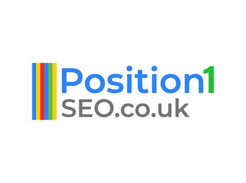 Position1seo - Webdesign