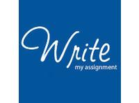 Assignment Writing - Volwassenenonderwijs