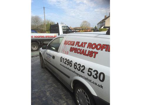 Buks Flat Roofing Specialists - Roofers & Roofing Contractors