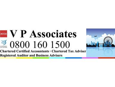 V P Associates - Accountants in Brighton - Business Accountants