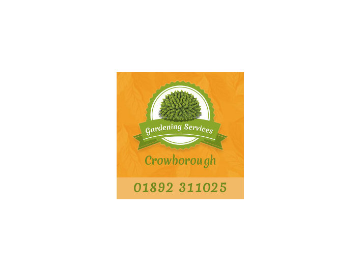 Gardening Services Crowborough - Gardeners & Landscaping