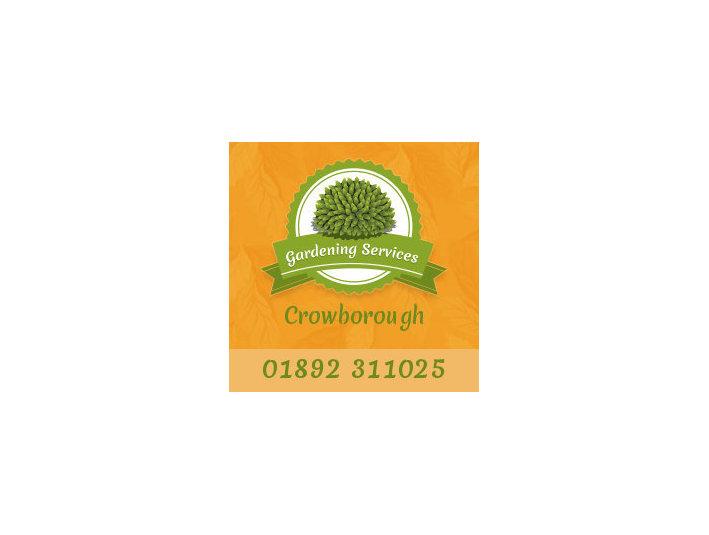 Gardening Services Crowborough - Gardeners & Landscaping