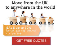 Free Removal Quotes - Relocation services