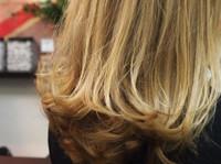 Frankie Cochrane (8) - Hairdressers