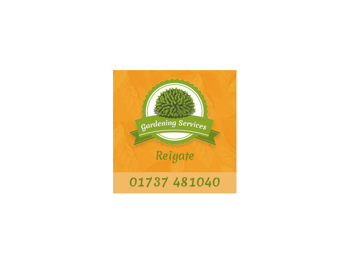 Gardening Services Reigate - Gardeners & Landscaping