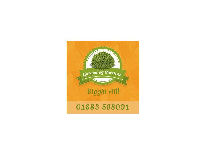 Gardening Services Biggin Hill - Gardeners & Landscaping