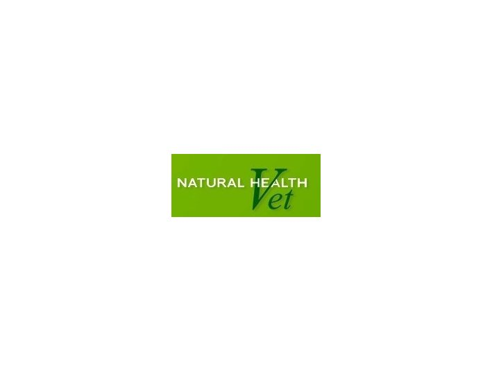 Natural Health Vet - Pet services