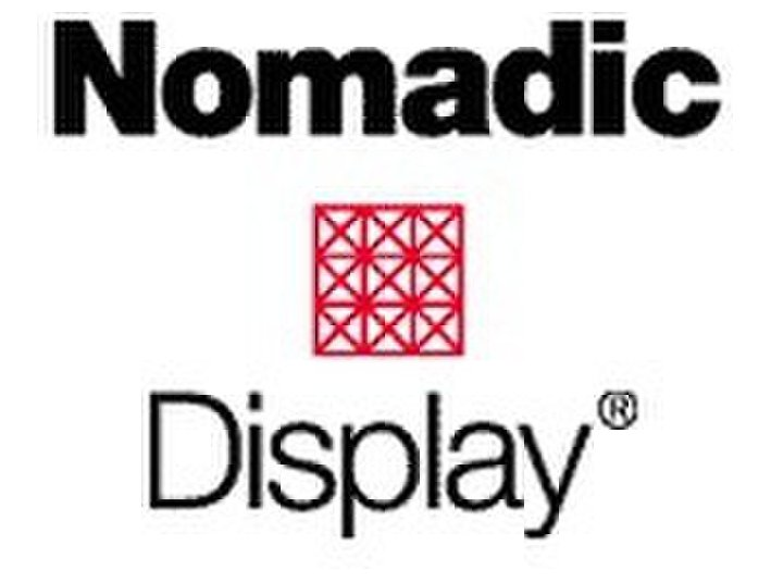 Nomadic Display U.K. - Marketing & PR