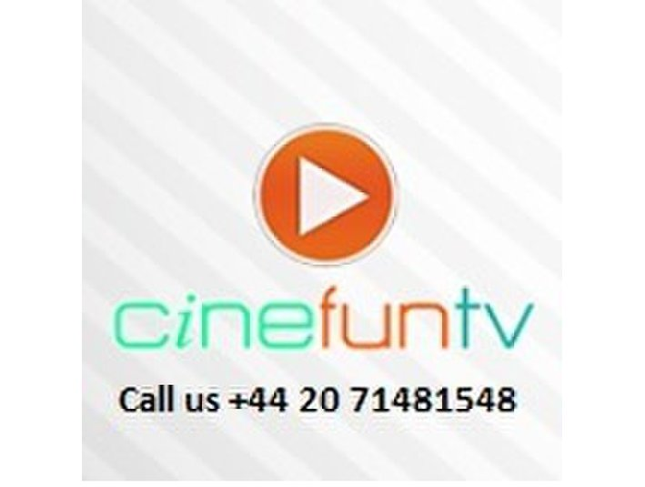 CineFun TV - TV, Radio & Print Media