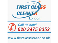 First Class Cleaner London - Cleaners & Cleaning services