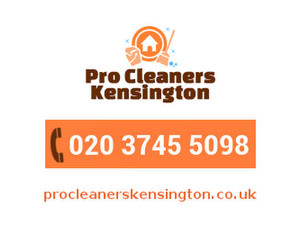 Professional Cleaners Kensington - Schoonmaak