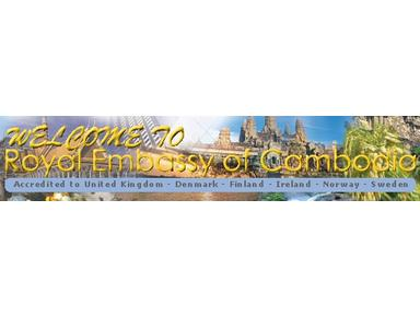 Cambodian Embassy - Embassies & Consulates