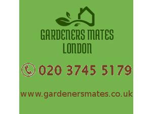 Gardeners Mates London - Gardeners & Landscaping