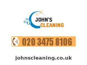 Johns Cleaning Services - Schoonmaak