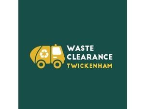 Waste Clearance Twickenham - Property Management