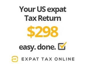 Expat Tax Online - Tax advisors