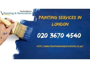 perfectworks painting & renovation - Painters & Decorators
