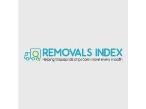 Removals Index - Removals & Transport