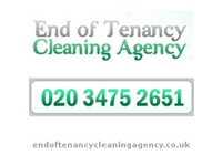 End of Tenancy Cleaning Agency - Cleaners & Cleaning services
